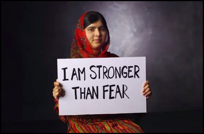 I Am Malala; The Girl Who Stood Up For Education And Was Shot By ...